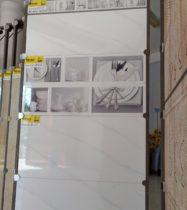 Gạch Ốp Tường 30×60 trắng vân khói Vitto 2101 2102 2103