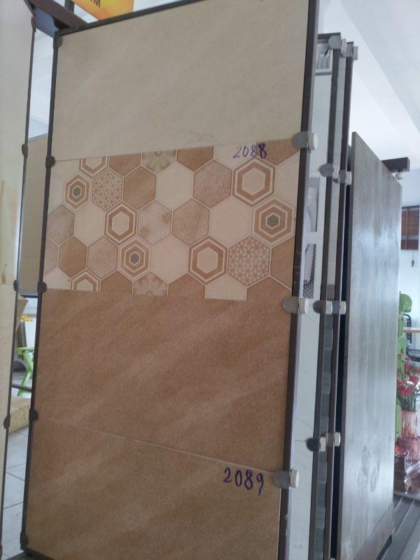 Gạch Ốp Tường Vitto 30×60 Màu Vàng 2088 2089 2087