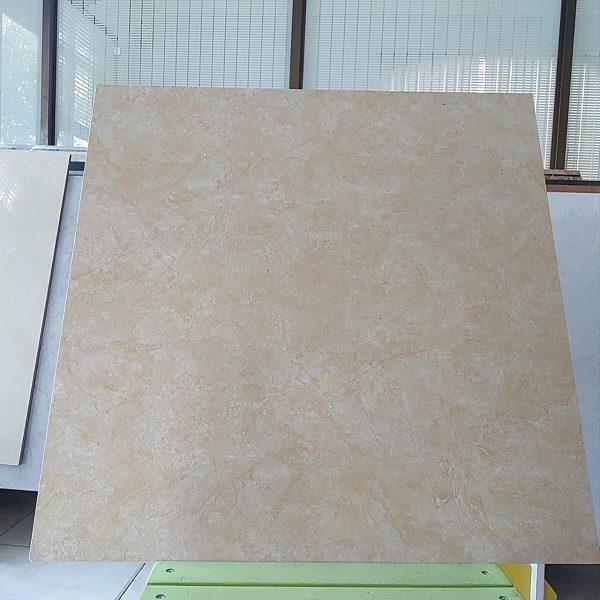Gạch Lát Nền 60×60 Màu vàng Vân Đá Nhám Vitto 660