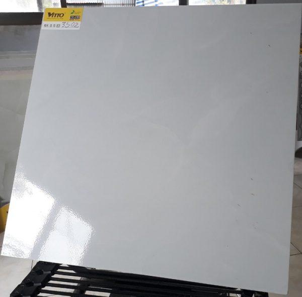 Gạch Lát Nền Vitto 60×60 3502 Trắng Xanh Nhạt Bóng