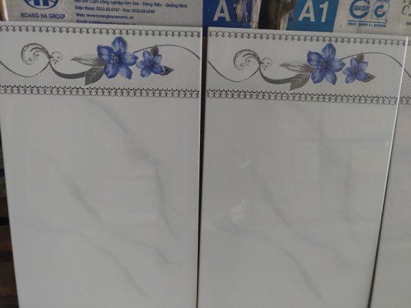 Gạch Ốp Tường 25×40 Trắng Vân Xanh Giá Rẻ Prime  1405