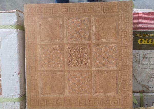 Gạch Lát Sàn 30×30 Vàng Mờ Vitto 4175