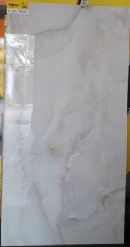 Gạch Lát Nền 60×1200  Màu Trắng Vân Đá men Kim Cương Vitto 3608