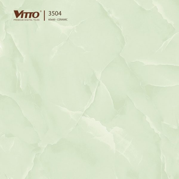 gach vitto 60x60 3504 mau xanh van may