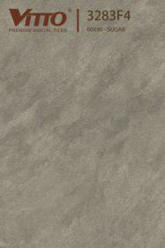 Gạch Lát Nền 60×90 Xám Đen Nhám Vitto 3283