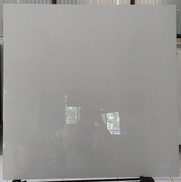Gạch Lát Nền 60×60 Màu Trắng Trơn Vitto 3100