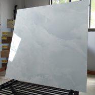 Gạch Lát Nền 60×60 Màu Xanh Da Trời Bóng Kính Vitto 781