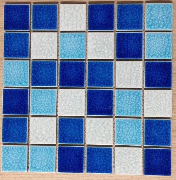 gach mosaic mau tra