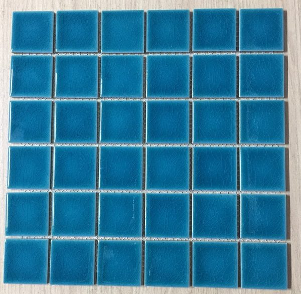 gach mosaic mau xanh