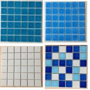 Gạch Mosaic Trang Trí Rạn Nứt