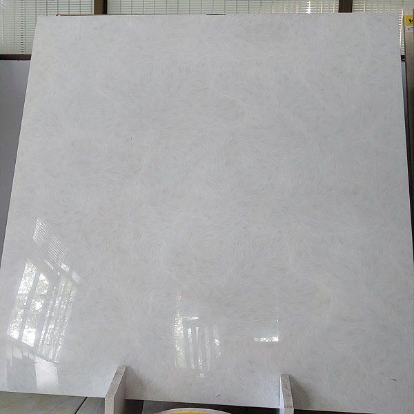 Gạch Lát Nền 80×80 Màu Xám Lông Thú Bóng Kính Toàn Phần Vitto 826
