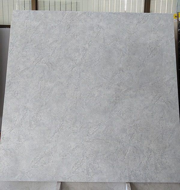Gạch Lát Nền 80×80 Màu Xám Vân Đá Nhám Cao Cấp Vitto 4106
