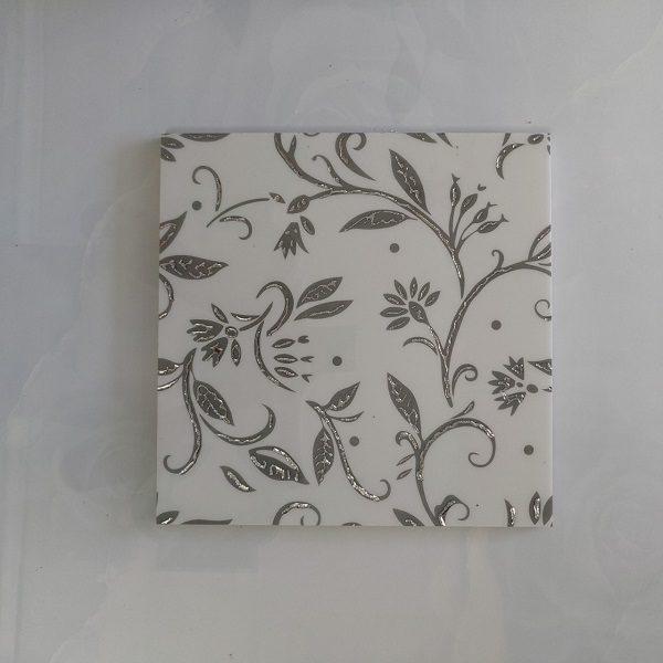 gach nhu trang op tuong trang tri 30x30 hoa van mau xam