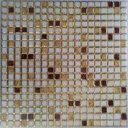 Gạch Ốp Tường 30×30 Trang Trí Nhủ Vàng Caro
