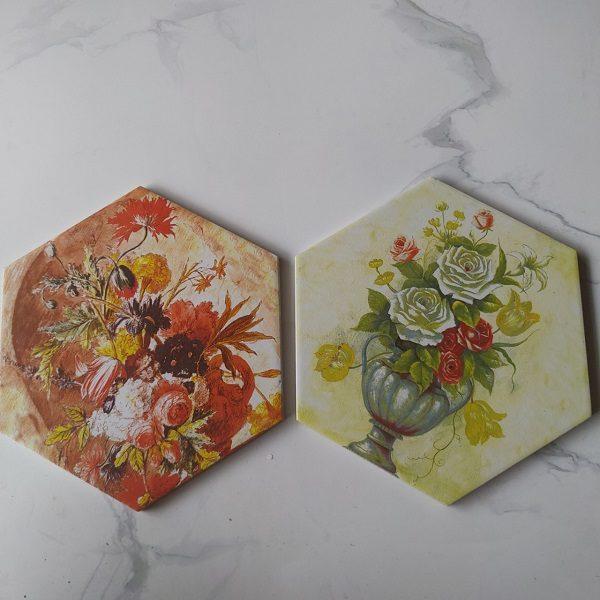 gach luc gia trang tri hoa van nhieu mau