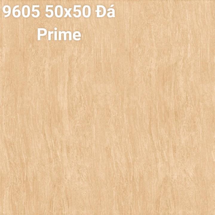 gach 50x50 da mo mau vang prime 9605