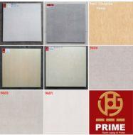 Gạch Lát Nền 50×50 Đá Mờ Prime Màu Vàng – Màu Xám Nhạt
