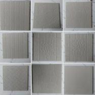 Gạch Lát Sàn 40×40 Đá Màu Trắng Bề Mặt Nhám Kim Phong