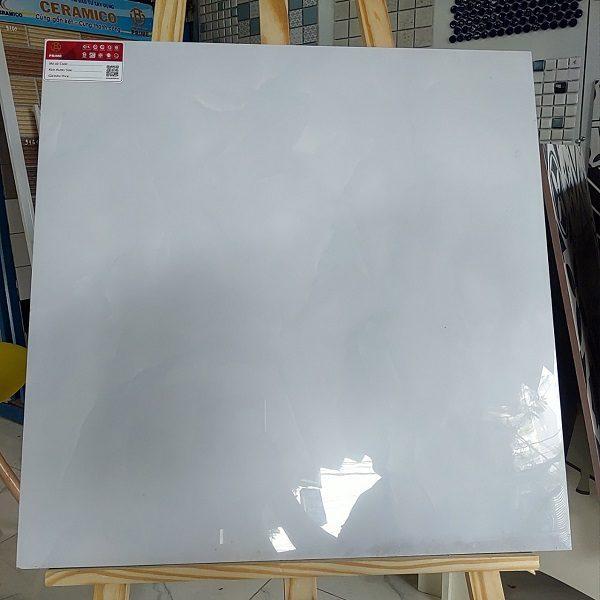 Gạch Lát Nền 60×60 Màu Xanh Nhạt Prime 1633 Đá Bóng Kính Toàn Phần