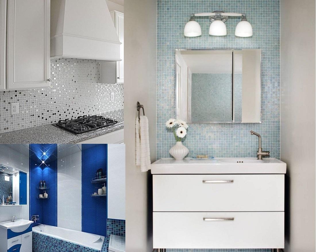 gach mosaic thuy tinh op phong tam mau xanh