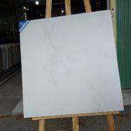 Gạch 60×60 Đá Mờ Trắng Vân Khói Viglacera 6914