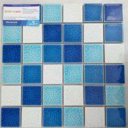 Gạch Mosaic Men Rạn Sử Dụng Làm Hồ Bơi Cao Cấp