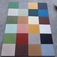 Gạch Bông 20×20 Xi Măng Nhiều Màu Xanh – Đỏ – Vàng- Nâu