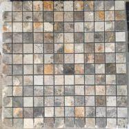 Mosaic Đá Tự Nhiên 100% Cẩm Thạch Cao Cấp Trang Trí