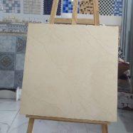 Gạch 60×60 Màu Vàng Vân Đá Nhám Catalan 6156 Giá Rẻ