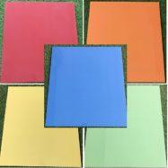 Gạch 60×60 Màu Xanh Lá – Màu Hồng- Màu Vàng – Màu Cam