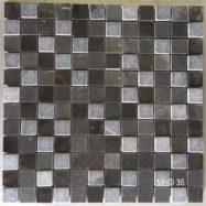 Mosaic Đá Tự Nhiên Ốp Tường Cao Cấp Nhập Khẩu