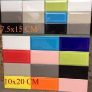 Gạch Thẻ Ốp Tường 7,5×15 Cm và 10×20 Cm