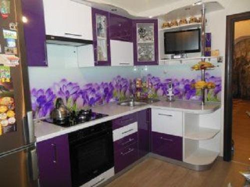Thêm một ý tưởng mới cho không gian bếp