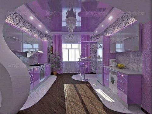 Đây thực sự là một mẫu phòng bếp nhiều người mơ ước.