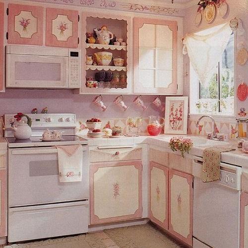 Gạch hồng cho một không gian đẹp dịu dàng và tinh tế