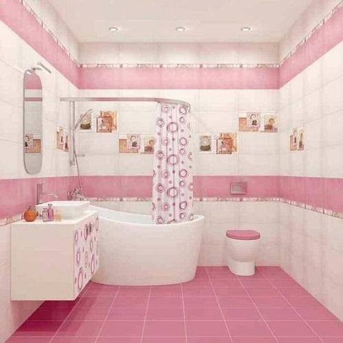 Hoặc bạn cũng có thể thử sắc thái hồng này