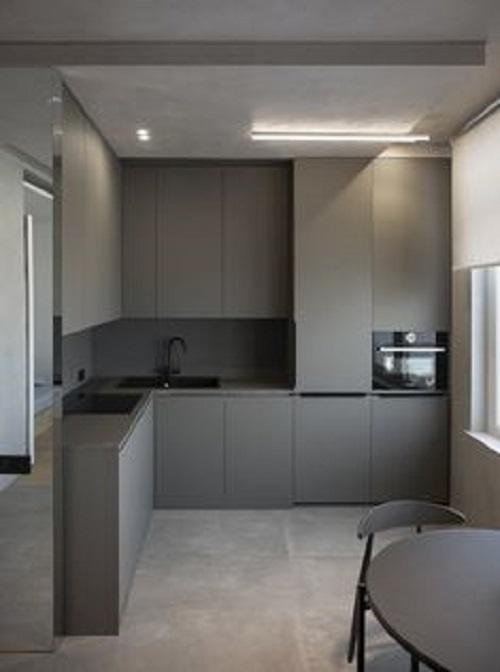 Mẫu gạch thẻ ốp bếp mang đến cho căn bếp vẻ đẹp hiện đại