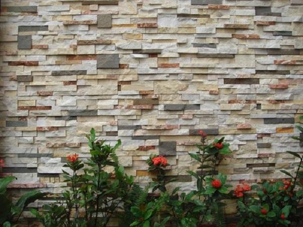 Gạch ốp tường ngoài trời cho ngôi nhà mang phong cách nổi bật