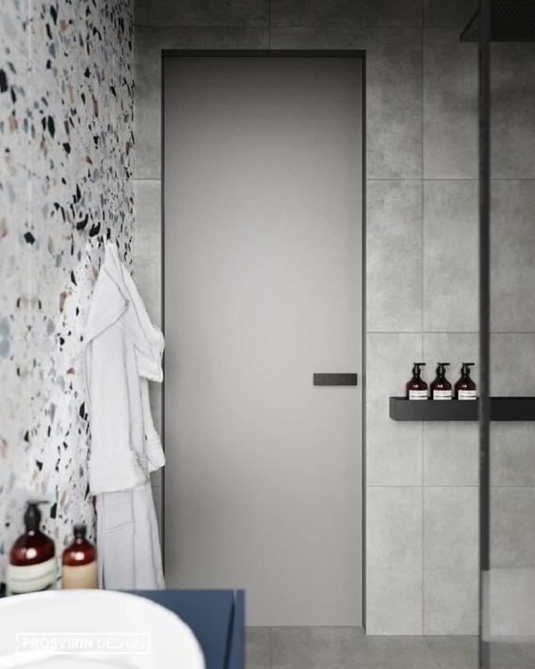 Trang trí bằng Mẫu gạch này cho phòng vệ sinh dễ dọn dẹp