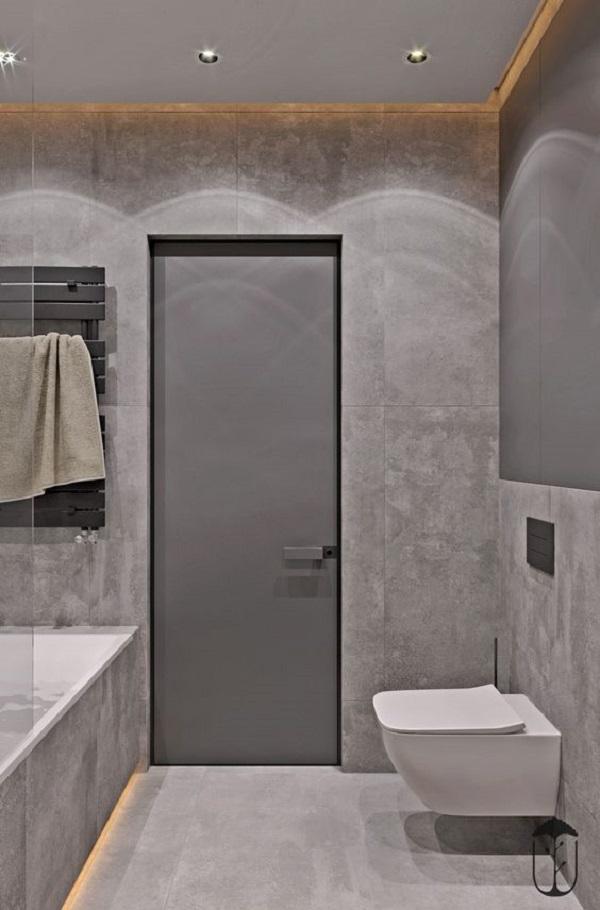 Mẫu gạch này cho phòng vệ sinh tạo cảm giác dễ chịu, tươi mát.
