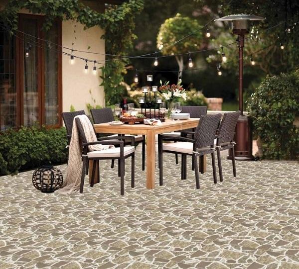 Nên lựa chọn loại gạch lát sân thượng phù hợp nhất