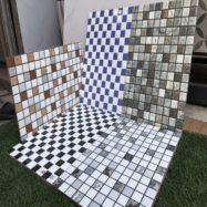 Gạch Ốp Tường Phòng Vệ Sinh Giả Gạch Mosaic Giá Rẻ