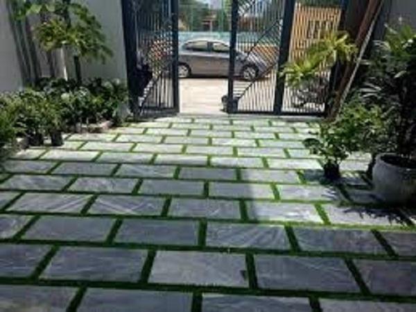 Gạch lát cho sân thượng cũng cần có tính năng chống thấm