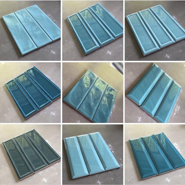 10 Mẫu Gạch Ốp Tường Màu Xanh Ngọc Ốp Bếp Phòng Vệ Sinh