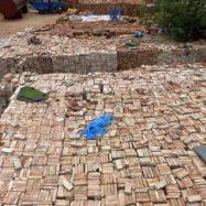 Gạch Ốp Cổ Đất Nung Cắt Bìa – Cắt Ruột Giá Rẻ 5×20 Cm