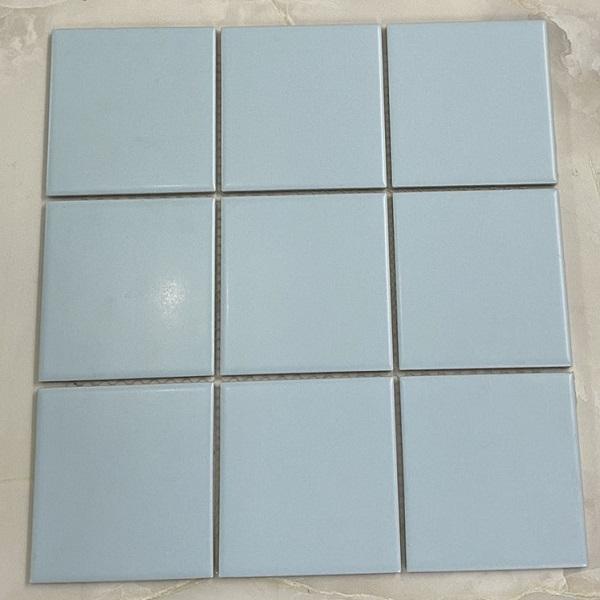 gach gom mosaic mau xanh da troi 10x10 cm op bep phong ve sinh