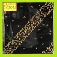 Gạch Ốp Tường Màu Đen Nhủ Vàng 30×30 Cm Ốp Phòng Vệ Sinh