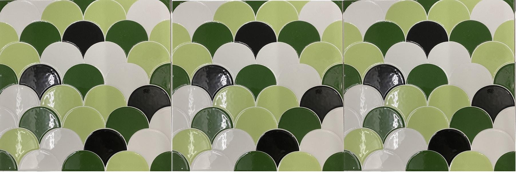 gach vay ca mau xanh la cay gia mosaic 30x30 cm op bep phong ve sinh