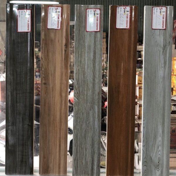 Gạch Len Tường 10×60 Cm Vân Gỗ