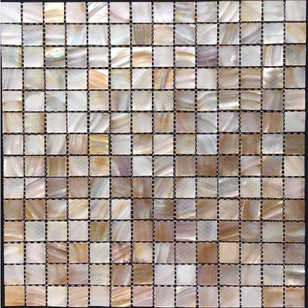Gạch Mosaic Vỏ Sò